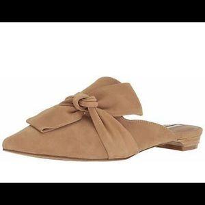 Tahari women's bow flats